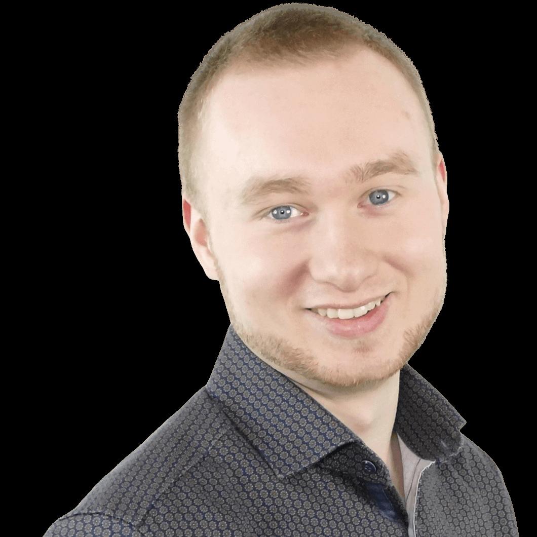 Lukas, Auszubildender zum Fachinformatiker für Systemintegration