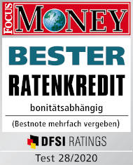 Focus Money Bester Ratenkredit